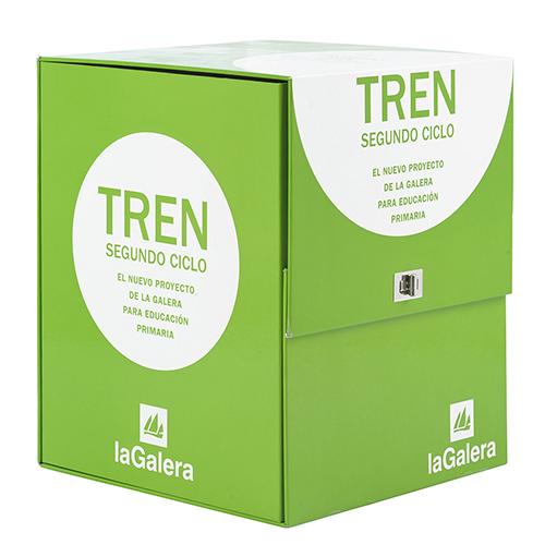Caja carton forrado verde medicamento