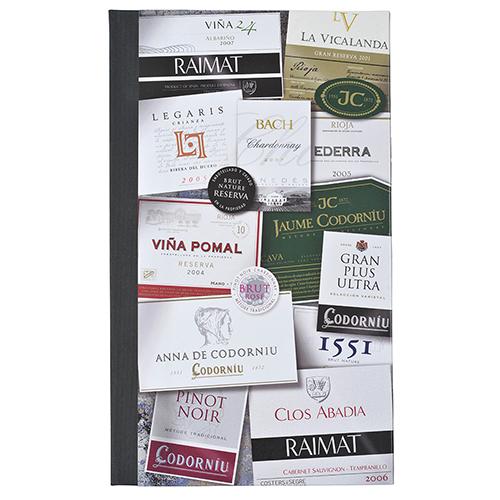 Carta vinos carton pvc marcas cerrado