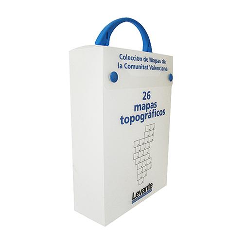 Maletin polipropileno traslucido blanco