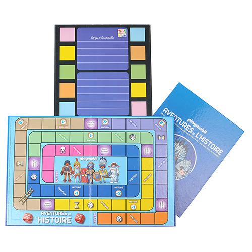 Tablero juegos carton multicolor