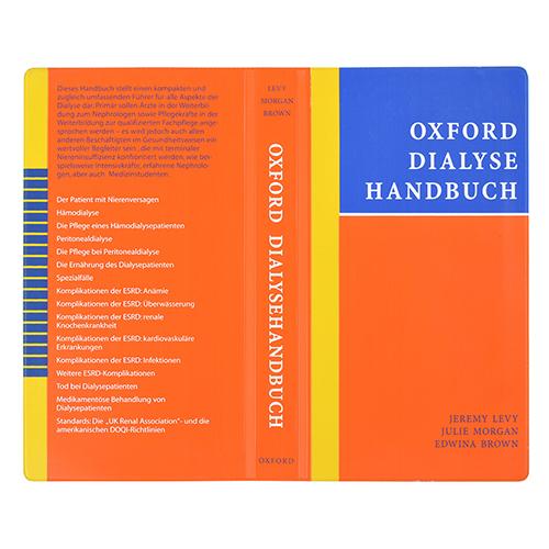 Tapa diccionario PVC naranja