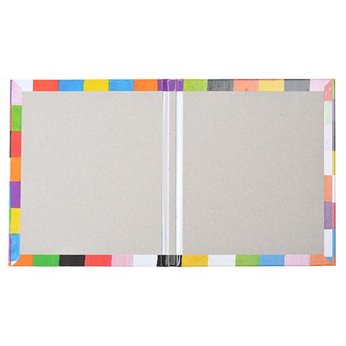 tapa carton libro colores interior pequño